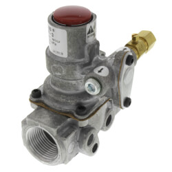 "3/4"" Baso Automatic Internal Pilot Gas Valve (335,000 BTU) Product Image"