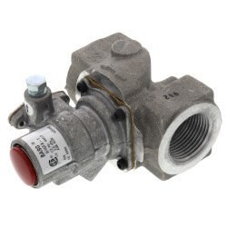 "3/8"" Baso Automatic Internal Pilot Gas Valve (160,000 BTU) Product Image"