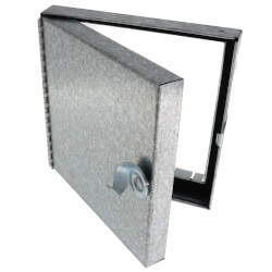 "10"" x 10"" Duct Access Door, Hinged Product Image"
