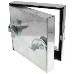 "6"" x 6"" Duct Access Door<br>Hinged Product Image"
