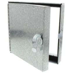 "8"" x 8"" Duct Access Door<br>Hinged Product Image"
