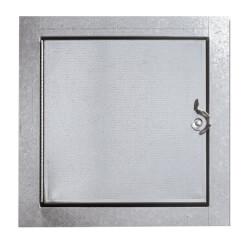 "6"" x 6"" Fiberglass Duct Access Door, Hinged Product Image"