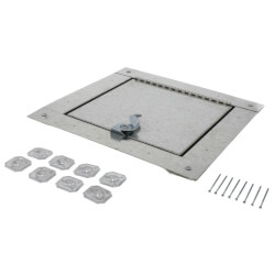 "8"" x 8"" Fiberglass Duct Access Door, Hinged Product Image"
