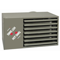 HD125 Hot Dawg Natural Gas Power Vented Heater (125,000 BTU) Product Image