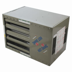 HD60 Hot Dawg Natural Gas Power Vented Heater (60,000 BTU) Product Image