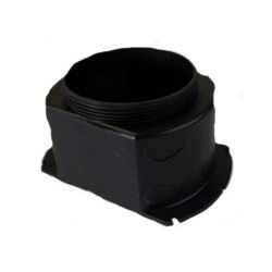 "2-1/2""-4"" Aerator Adapter for #4 Firestop Sleeve & #5 Hollow Sleeve Product Image"