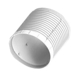"1-1/4""-3"" Extension Sleeve for #3 Firestop Sleeve & #4 Hollow Sleeve Product Image"