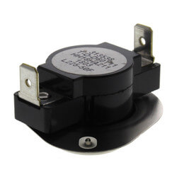 Rollout Switch, Opens 225°F Closes 175°F Product Image