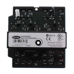 Economizer Control HH63AW001 Product Image