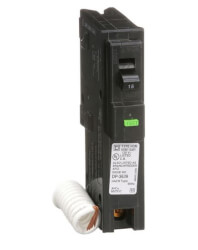 Homeline Single Pole Miniature AFI Circuit Breaker (120V, 15A) Product Image