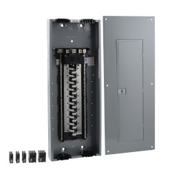 Homeline QWIK-Grip 80-Circuit 40-Space 200A Main Breaker Plug-On Load Center (Value Pack) Product Image