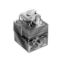"Step Opening PowerPile Millivolt Combination Gas Valve - 3/4"" NPT x 3/4"" NPT Product Image"