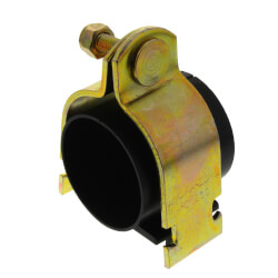 """3/4"""" Insulation Coupling Strut Clamp (1/2"""" Thick) Product Image"""
