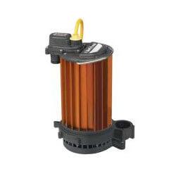 1/2 HP Aluminum High Temperature Submersible Sump Pump - 115v - 10 ft Cord Product Image