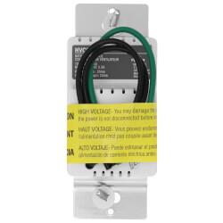 Digital Bath Fan Control (Premier White) Product Image