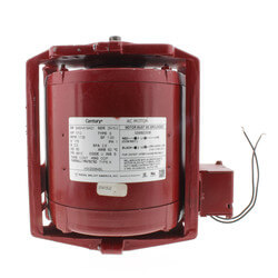 48YZ Cushion Ring Hot Water Circ. Pump Motor (115V, 1725 RPM, 1/12 HP) Product Image