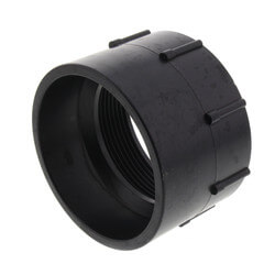 "2"" Hub x FIPT ABS DWV Female Adapter Product Image"