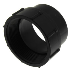 "2"" Spigot x FIPT ABS DWV Female Adapter Product Image"
