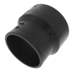 "3"" H x No Hub ABS Soil Pipe Adapter (5805N) Product Image"