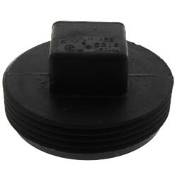"2-1/2"" MIPT ABS<br>Plug (5818) Product Image"