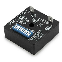 ICM103 Delay on Make Timer (1-1,023 Second Switch-Settable Delay) Product Image