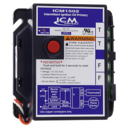 ICM1502 Intermittent Ignition Oil Primary Control 30 Sec. Timing Product Image