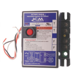 ICM1503 Intermittent Ignition Oil Primary Control 45 Sec. Timing Product Image