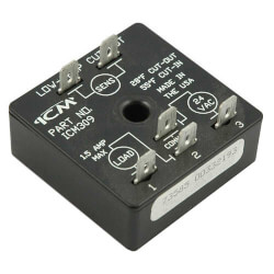 ICM309 Off Delay Timing Purges Residual Air Product Image