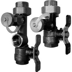 3/4' Sweat ISO Valve Kit w/ Male 500K Btuh Pressure Relief Valve (LF) Product Image