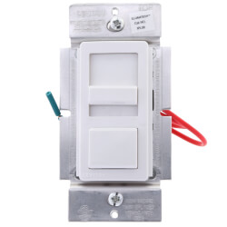 IllumaTech LED/CFL Incandescent Dimmer (White, Ivory, Almond) Product Image