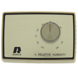 De-Humidistat w/ 20-80% Relative Humidity Range Product Image