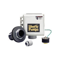 Pump Station Junction Box, 230V Receptacle Product Image