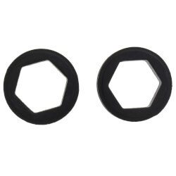 """2.5"""" Rubber<br>Mounting Rings Product Image"""
