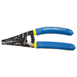 Wire Stripper/Cutter<br>KLE-11055 Product Image