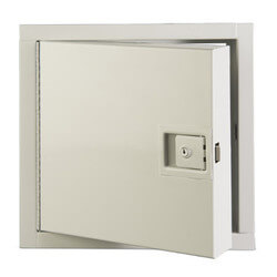 "18"" x 18"" KRP-150FR Fire Rated Access Door for Walls & Ceilings (Steel) Product Image"