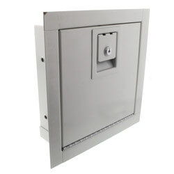 "8"" x 8"" KRP-150FR Fire Rated Access Door for Walls & Ceilings (Steel) Product Image"
