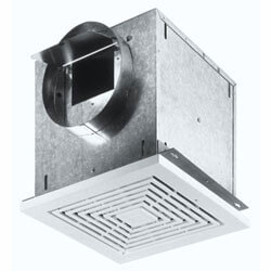 "L100 Ceiling Mount Vent Fan, 6"" Round Duct<br>109 CFM Product Image"