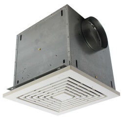 "L100 Ceiling Mount Vent Fan, 6"" Round Duct<br>109 CFM Product Image"