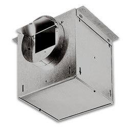 "L100L In-Line Ventilation Fan, 6"" Round Duct (106 CFM) Product Image"