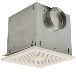 "L150 Ceiling Mount Vent Fan, 6"" Round Duct<br>157 CFM Product Image"