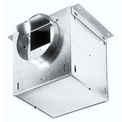"L200L In-Line Ventilation Fan, 8"" Round Duct (195 CFM) Product Image"