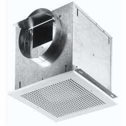 "L200MG Ceiling Mount Ventilation Fan w/ Metal Grille, 8"" Round Duct (215 CFM) Product Image"