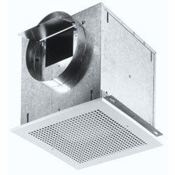 "L300KMG Ceiling Mount Ventilation Fan w/ Metal Grille, 8"" Round Duct (277 CFM) Product Image"