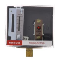 Pressuretrol Controller<br>Manual Reset<br>(2 psi to 15 psi) Product Image