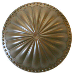 "5-1/2"" Laguna Dome Cleanout Cover (Beachnut Bronze) Product Image"
