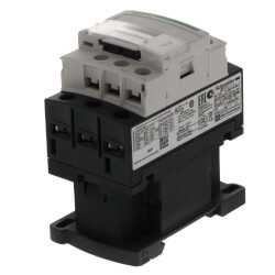 TeSys D 1 N.O./1 N.C. 3-Phase Contactor, 3P, 18A (24V) Product Image