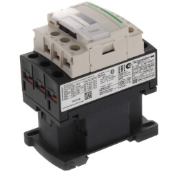 Contactor with Auxiliary, 3P, 18A (120V) Product Image