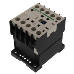 3 Pole N/O Non-Reversing Mini Contactor, 9A (110V) Product Image