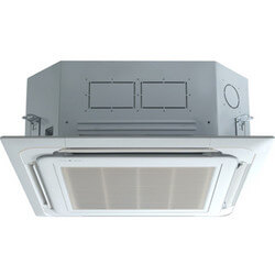 42,000 BTU 1-Zone AC Inverter Ceiling Cassette Heat Pump (Indoor Unit) Product Image