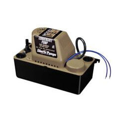 Automatic Condensate Removal Pump w/ Safety Switch, 6 ft Cord  (1/30 HP, 208-230V) Product Image